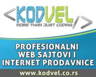 Izrada web sajtova KODVEL